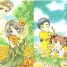Cardcaptor Sakura Manga Sakura Chapter Regular Cards - Friends