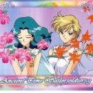 Sailor Moon Super S World 3 Carddass EX3 Regular Card - N36