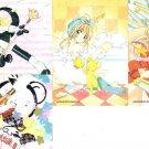 Cardcaptor Sakura Manga Sakura Chapter Regular Cards - Sakura Kero