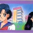 Sailor Moon Seika Note Idol Laminated Card #0594A