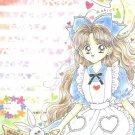 Alice in Wonderland Doujinshi Stationary Letter Sheet #2 Lot