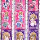 Kirarin Revolution 5th Stage Winter Snow Regulars Prismatic Cards