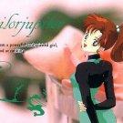 Sailor Moon S Charamide 2 Regular Card Makoto Jupiter