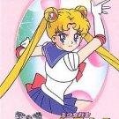 Sailor Moon 1992 R Carddass 1 Regular Card #28