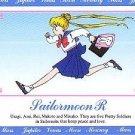 Sailor Moon R Hero 1 Regular Card #70