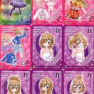 Kirarin Revolution Spring Stage Clover Regulars & Special Prismatic Cards