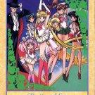 Sailor Moon Super S Bromide DX Regular Card - Group