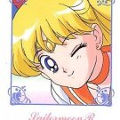 Sailor Moon R Hero 2 Regular Card #296