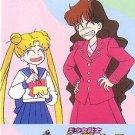 Sailor Moon 1992 R Carddass 1 Regular Card #14