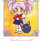 Sailor Moon R Hero 2 Regular Card #257