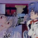 Evangelion Plastic Lawson Chocolate Wafer Card - #EC-23