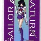 Sailor Moon Stars Hino-Tama Laminated Card #12 Saturn Rare