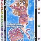 Kirarin Revolution 5th Stage Winter Snow Gold Foil Prismatic Card - 030-B