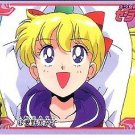 Sailor Moon R Carddass 2 Regular Card #42