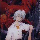 Evangelion Plastic Lawson Chocolate Wafer Card - #I-09