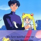 Sailor Moon R Charamide 1 Regular Card #8