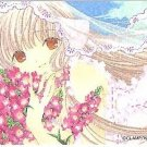 Chobits Kodansha Manga Trading Collection Prism Special Card #D33