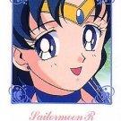 Sailor Moon R Hero 2 Regular Card #277