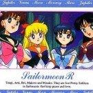Sailor Moon R Hero 1 Regular Card #71