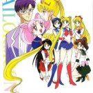Sailor Moon 2nd Memorial Promotional LD Special Card #L12