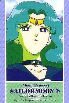 Sailor Moon S Hero 3 Regular Card #336