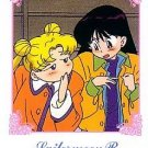 Sailor Moon R Hero 1 Regular Card #143