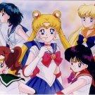 Sailor Moon Seika Note Movic Photo Card #1293-A