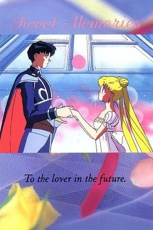 Sailor Moon R Charamide 1 Regular Card #12