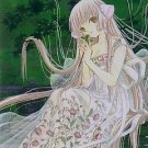 Chobits Manga Trading Collection Foil Special Card #B5