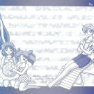 Sailor Moon Doujinshi Stationary Letter Sheet #30
