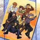 Fushigi Yuugi Perfect Collection Part 1 Trading Regular Card #72