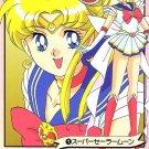 Sailor Moon S Jumbo Carddass 1 Regular Card #1