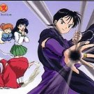 Inu yasha Carddass Masters 2 Special Card #EX4