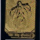 Ah My Goddess Metal Etching Part 1 Card #3