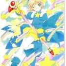 Cardcaptor Sakura Foil Special Card Sakura Chapter #19