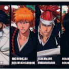 Bleach Soul Plate Clear Card Collection Part 3 - Group Shot