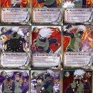 Naruto TCG CCG Rares Common Uncommon Foil Cards - Anbu Kakashi