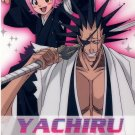 Bleach Soul Plate Clear Card Collection Part 3 - Yachiru Kenpachi