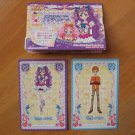 Pretty Cure Max Heart Pop-up House & Doll Cards Lot #1