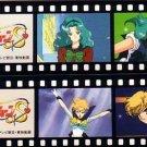 Sailor Moon S Coris Bookmark Seal Regular #123 & 128