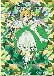 Cardcaptor Sakura Foil Special Card Sakura Chapter #1