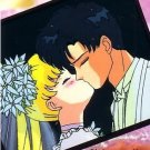 Sailor Moon R Charamide 1 Regular Card Wedding