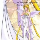 Sailor Moon R Charamide 1 Regular Card Queen Serenity