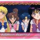 Sailor Moon S World 2 Carddass EX2 Regular Card - N18