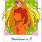 Sailor Moon R Hero 1 Regular Card #126