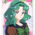 Sailor Moon Seika Note Idol Laminated Card #0794-G