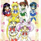 Sailor Moon Super S Jumbo Carddass 4 Regular Card #36