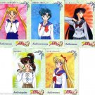 Sailor Moon Cards Banpresto Regular - Inners Uniform