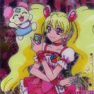 Pretty Cure Style Plastic Card Cure Peach Love Momozono - P04