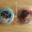 Ribon Manga Hana to Yume Shanimuni Go Can Badge